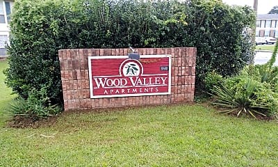 Wood Valley Apartments, 1