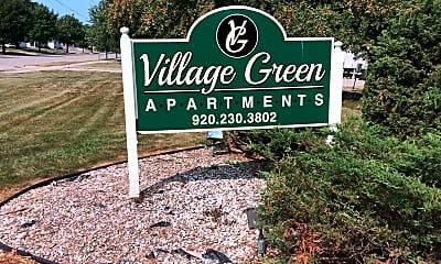 Village Green, 1
