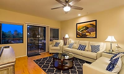 Living Room, 7609 E Indian Bend Rd 2015, 1