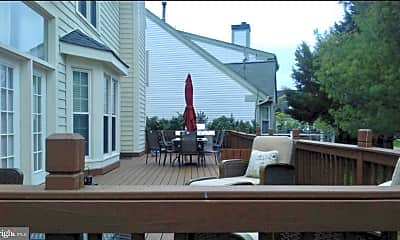 Patio / Deck, 43951 Rochelle Ct, 2