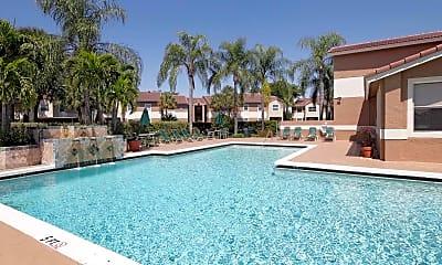Pool, Palms Of Boca Del Mar, 0