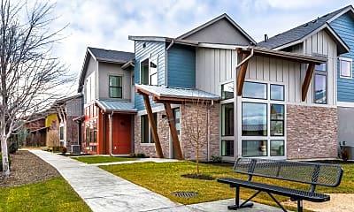 Building, Woodside Villas, 0