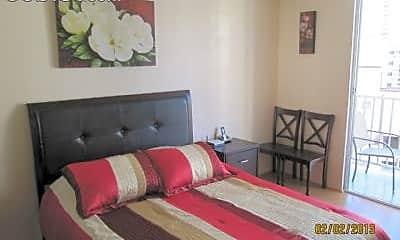 Bedroom, 1450 Ala Moana Blvd, 1