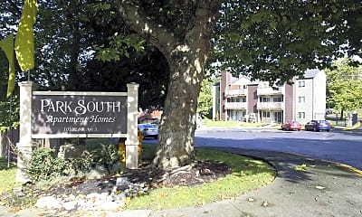Community Signage, Olympic Sunset Apartments, 2