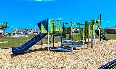 Playground, 1230 Prairie Creek Blvd, 2