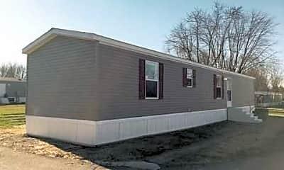 Building, Riverbluff Estates, 1