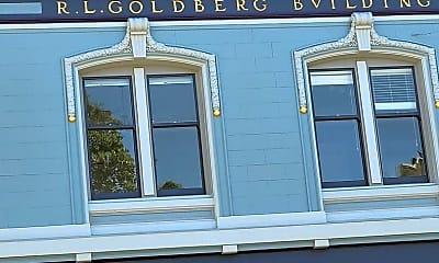 Building, 194 Gough St, 1