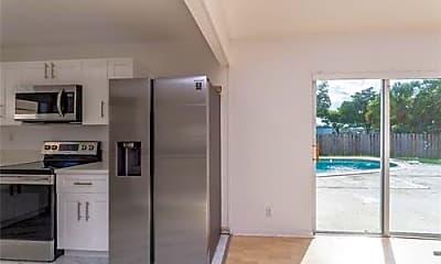 Kitchen, 405 SW 78th Terrace, 1