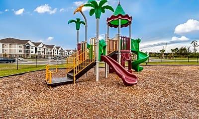 Playground, Lakeland Grand Apartments, 2
