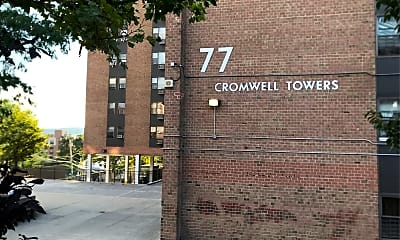 Cromwell Towers, 1