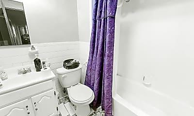 Bathroom, 230 Washington St., #2, 1