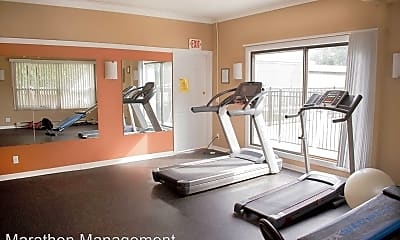 Fitness Weight Room, 832 3rd Ave S #102, 2