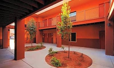 Courtyard, Stone Mountain Place, 2