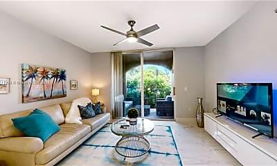 Living Room, 19501 E Country Club Dr 9105, 0