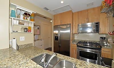 Kitchen, 2050 Jamieson Ave 1303, 1