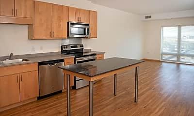 Kitchen, 800 N 3rd St 613, 0
