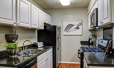 Kitchen, Dunwoody Crossing, 1