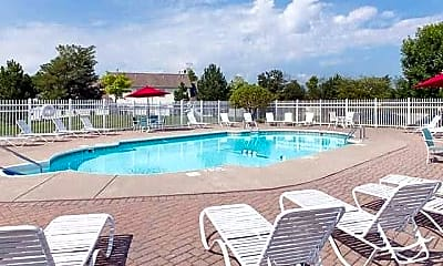 Pool, Webster Woods Townhomes, 1