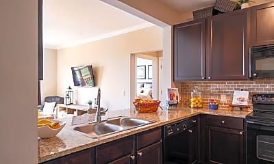 Kitchen, IMT Franklin Gateway, 1