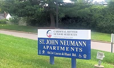 St John Neumann Apts, 1