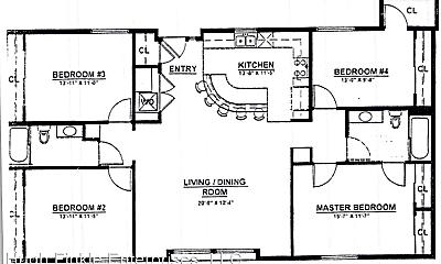Building, 7526 Laurel Canyon Blvd, 1