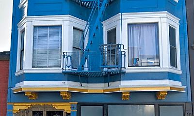 Building, 449 - 451 9th Street, 2