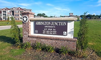 Abbington Junction of Pottsboro, 1