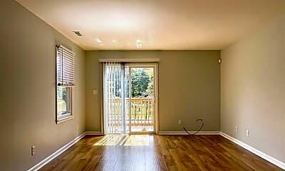 Living Room, 221 N. Cedar Street, Unit C, 1