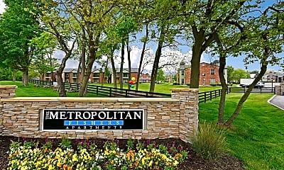 Community Signage, Metropolitan Fishers, 0