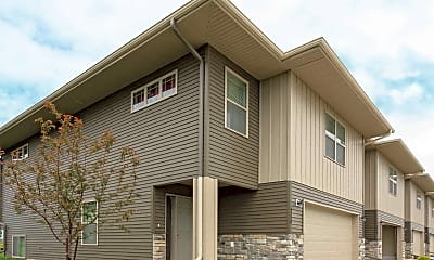 Building, Cottage Grove Townhomes, 1