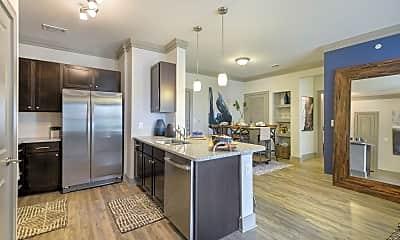 Kitchen, Cortland Spring Plaza, 1