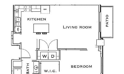Building, 100 Collins Ave, 2