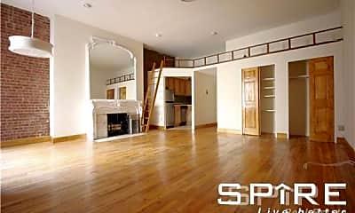 Living Room, 9 W 73rd St 2BD, 0