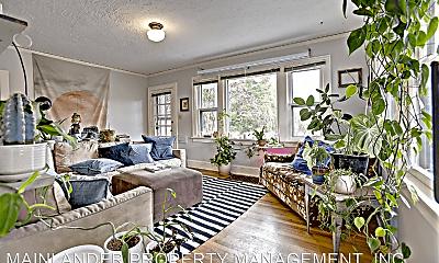 Living Room, 2346 SE Pine St, 1