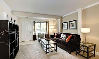 Living Room, Bethesda Hill, 1