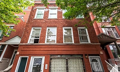 Building, 3833 N Southport Ave #3R, 1