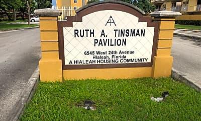 Ruth A Tinsman Pavilion, 1