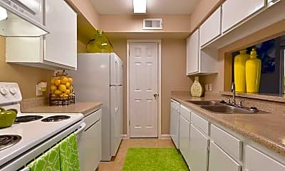 Kitchen, Las Villas, 1