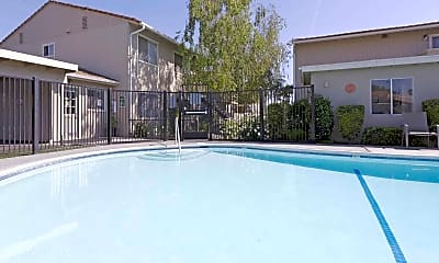 Pool, GRANADA APTS, 0