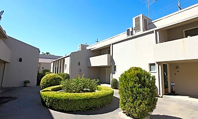 Building, Country Club Plaza Townhouses, 0