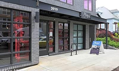 Building, 2919 SE Division St, 1