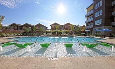 Pool, Main and Stone, 2
