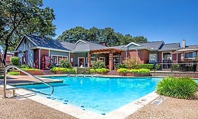 Pool, Pear Ridge Apartments, 1