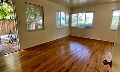 Living Room, 522 E Anapamu St A, 1
