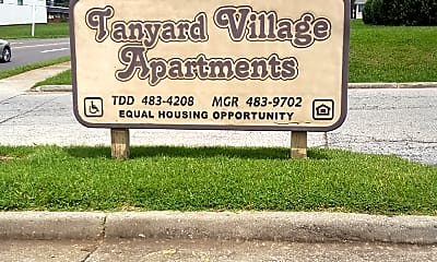 Tanyard Village Apartments, 1
