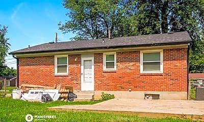 Building, 7415 Hallmark Dr, 2