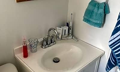 Bathroom, 213 Locust St, 2