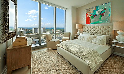Bedroom, 101 Park Ave, 1
