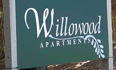 Willowood Apartments, 1