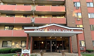Gates Mills Villa Apartments, 1